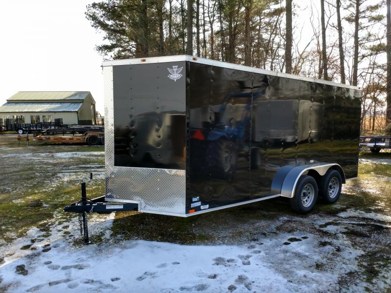 2019 Empire Cargo 7x16 7k Enclosed Cargo Trailer