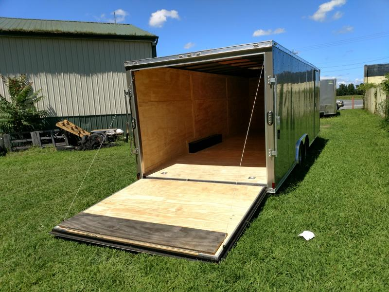 2018 Anvil 8.5x24 Car / Racing Trailer