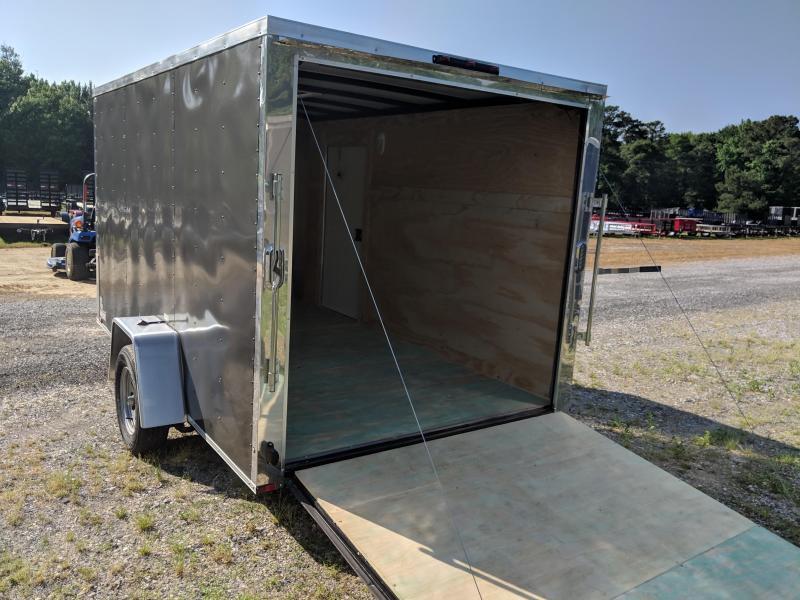 2019 Arising 7X12 Enclosed Cargo Trailer