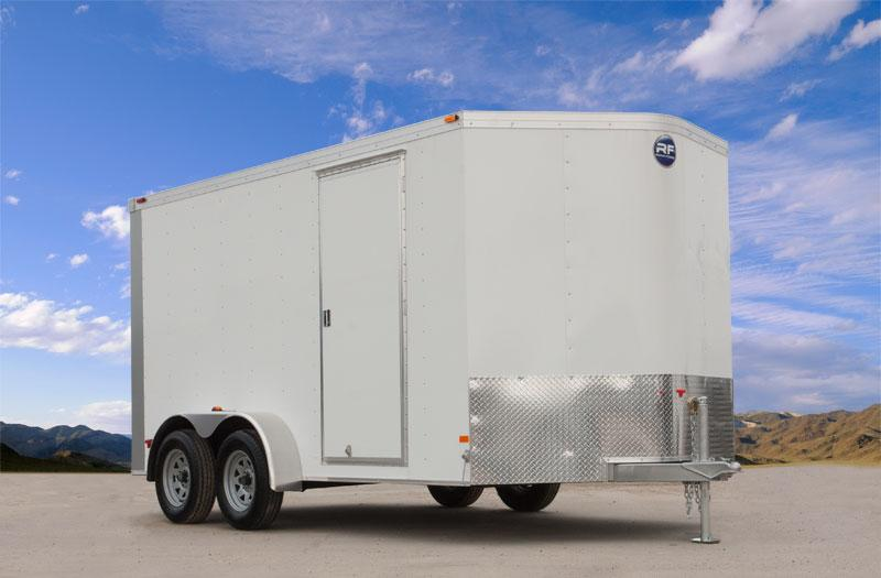 2019 Wells Cargo RFV7X144 Enclosed Cargo Trailer