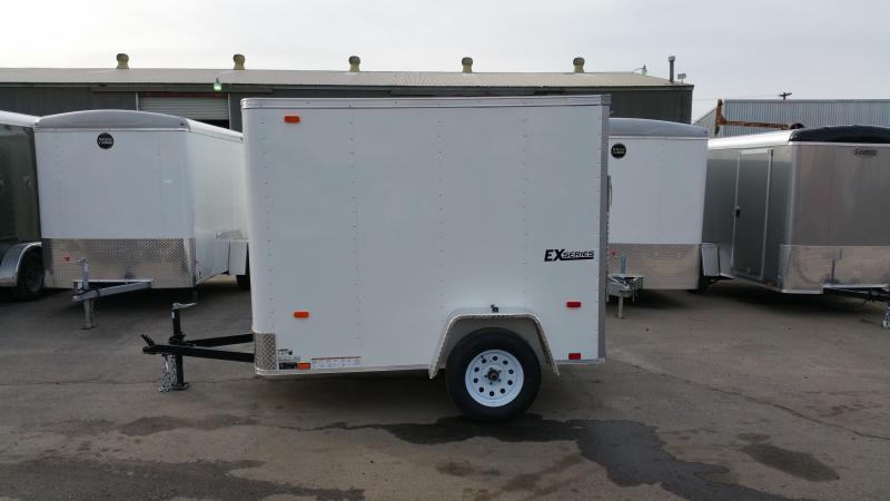 2018 Cargo Express EX5X8SI2 Enclosed Cargo Trailer