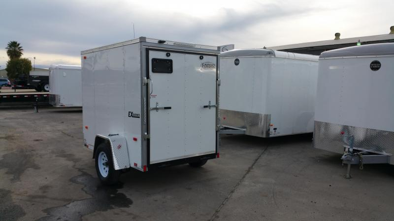 2018 Cargo Express EX5X8SI2 Enclosed Cargo Trailer