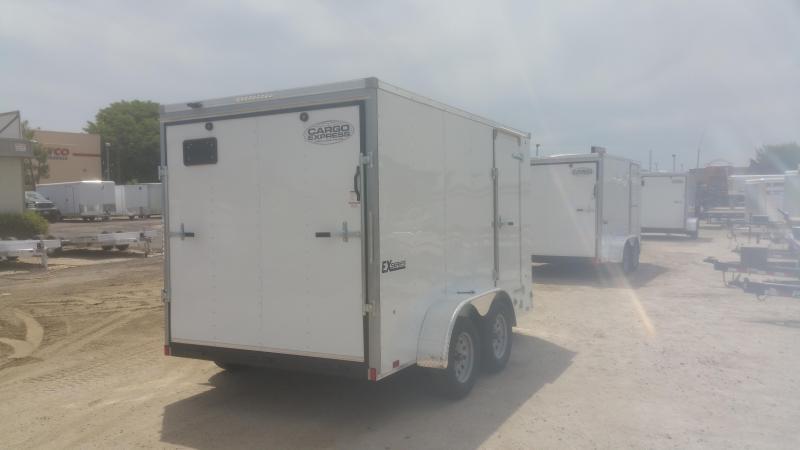 2018 Cargo Express EX6X12TE2 Enclosed Cargo Trailer