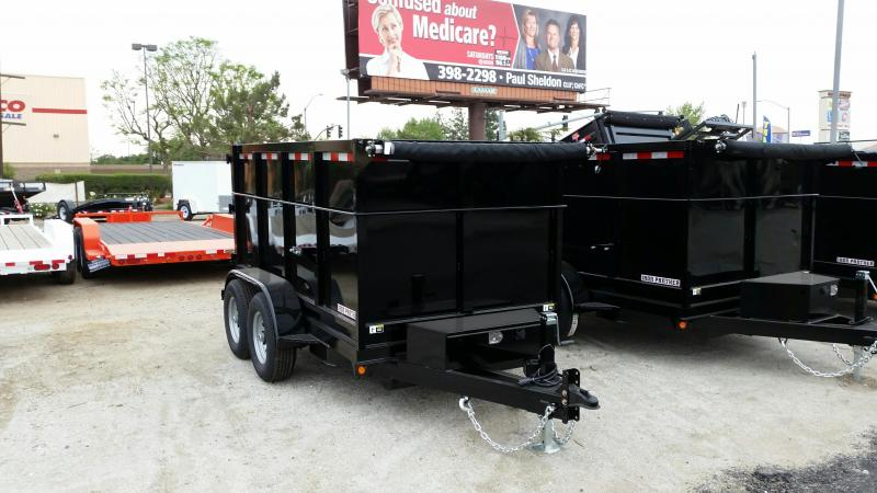 2019 Iron Panther DT260 Dump Trailer