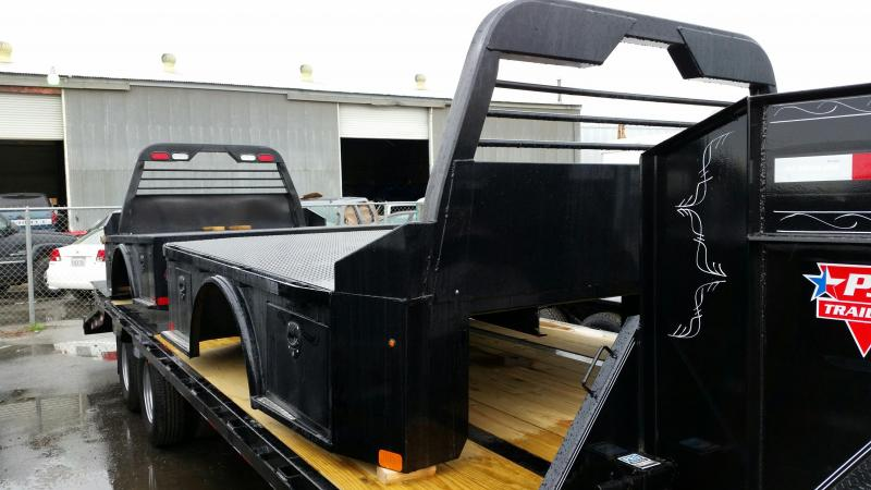 2019 PJ Truck Beds GS 114/94/84/34 SD Truck Bed