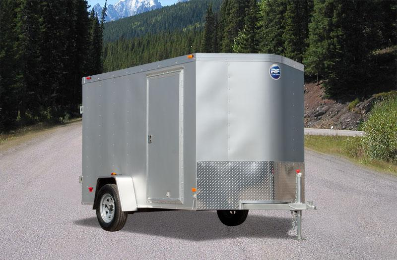 2019 Wells Cargo RFV6121 Enclosed Cargo Trailer