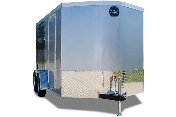 2019 Wells Cargo RFV716T3 Enclosed Cargo Trailer