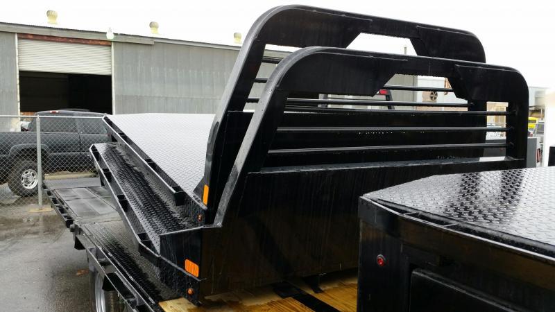 2018 PJ Truck Beds GB Truck Bed