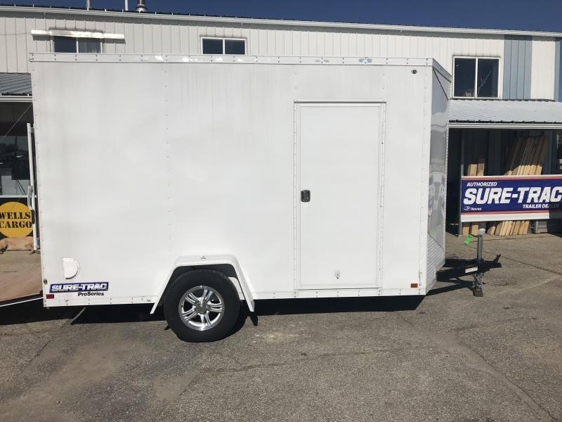 2015 Sure-Trac 6x12 7' Enclosed Cargo Trailer