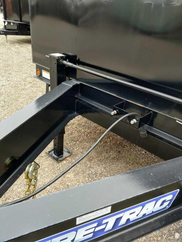 2016 Sure-Trac deck over Equipment Trailer