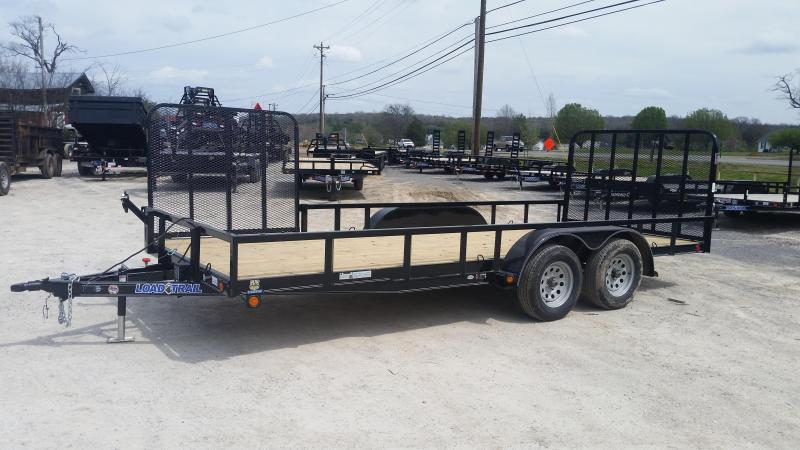 2018 Load Trail UT8318032 ATV Trailer