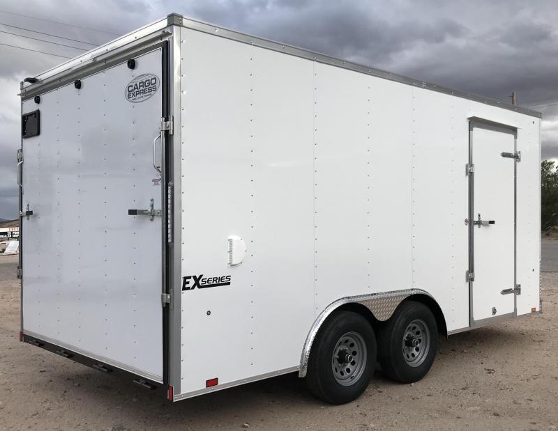 2019 Cargo Express 102X16 10.4K Car / Racing Trailer