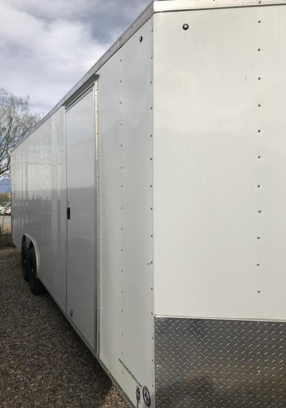 2019 Cargo Express 102x24 10.4k XLW Car / Racing Trailer