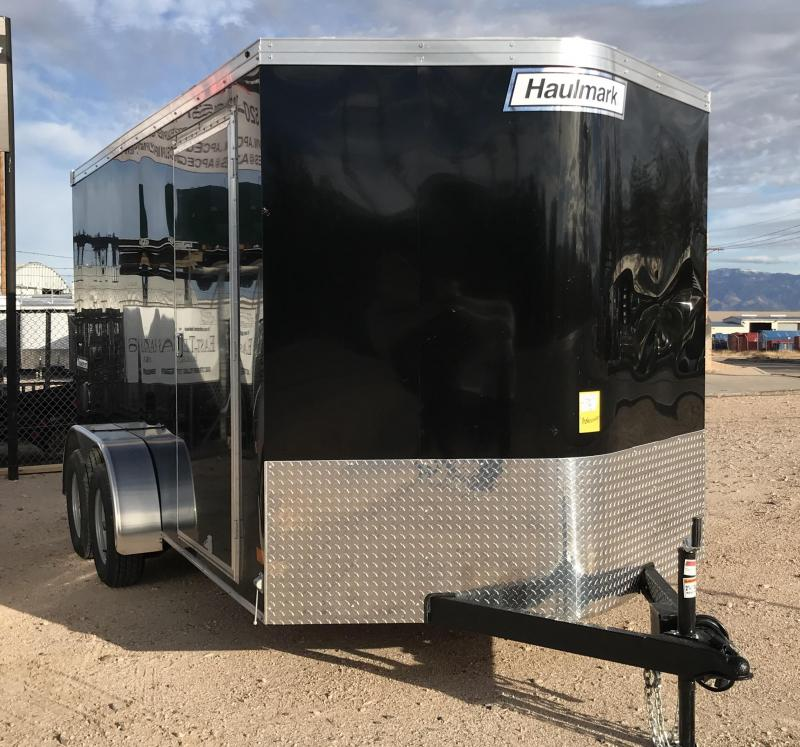 2019 Haulmark TSV Transport 7x16 DX Package Enclosed Cargo Trailer