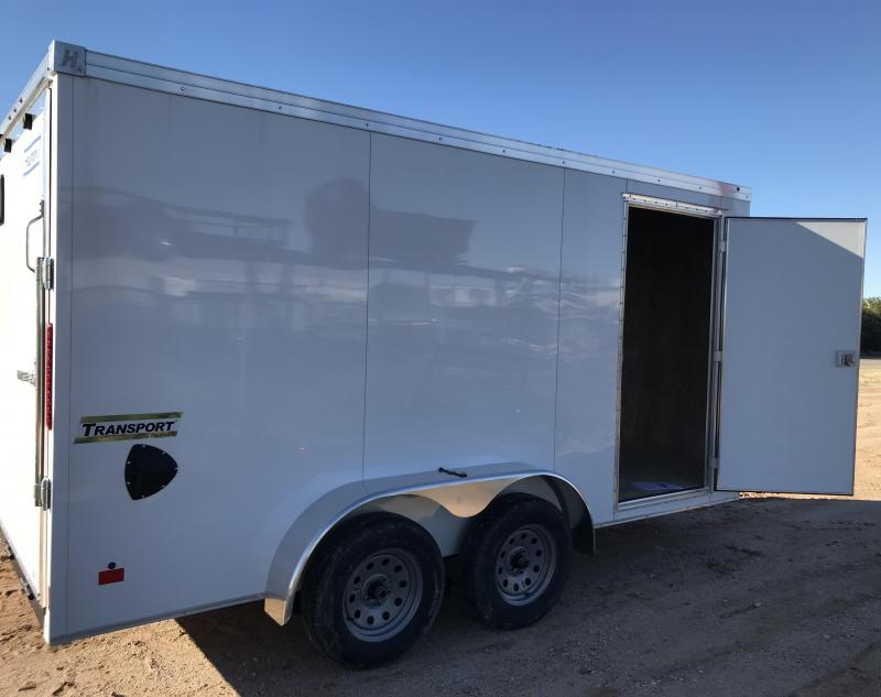 2019 Haulmark TSV Transport 7x14 Enclosed Cargo Trailer