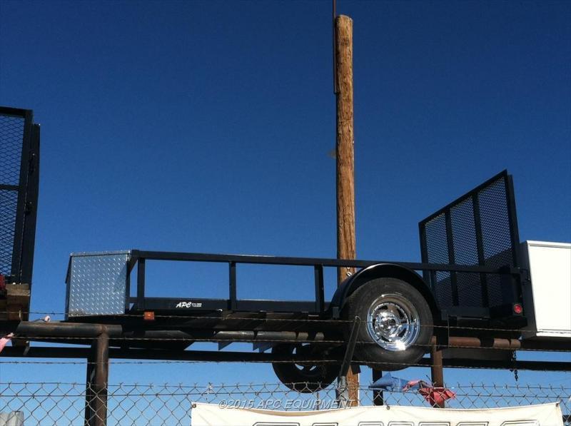 2013 APC 62x10 SA Utility Trailer in Ashburn, VA