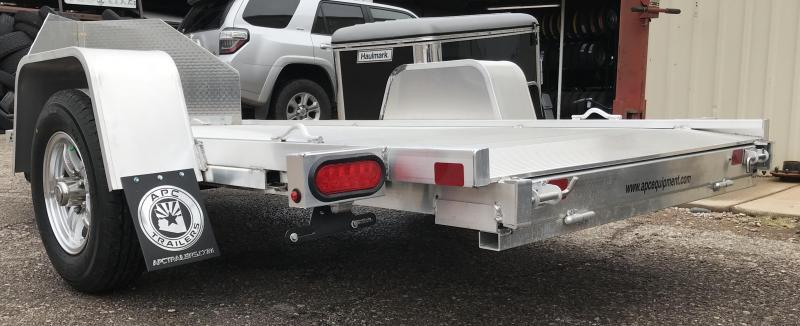 2019 Aluma MC10 1 Place Motorcycle Trailer