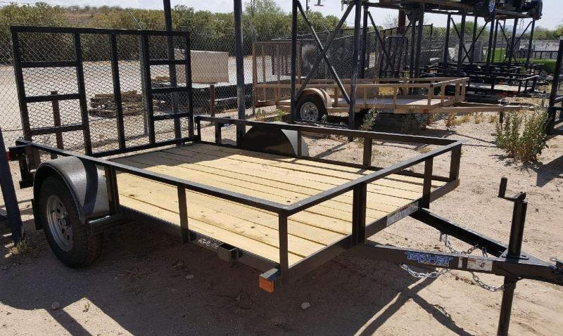 2018_Top_Hat_Trailers_77x12_SA_DSA_Utility_Trailer_WzMuNk top hat trailers utility trailers for sale over 150k trailers for