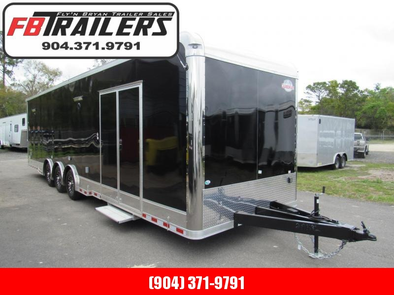 2020  32ft Spread Eliminator Race Trailer LOADED by Cargo Mate in Ashburn, VA