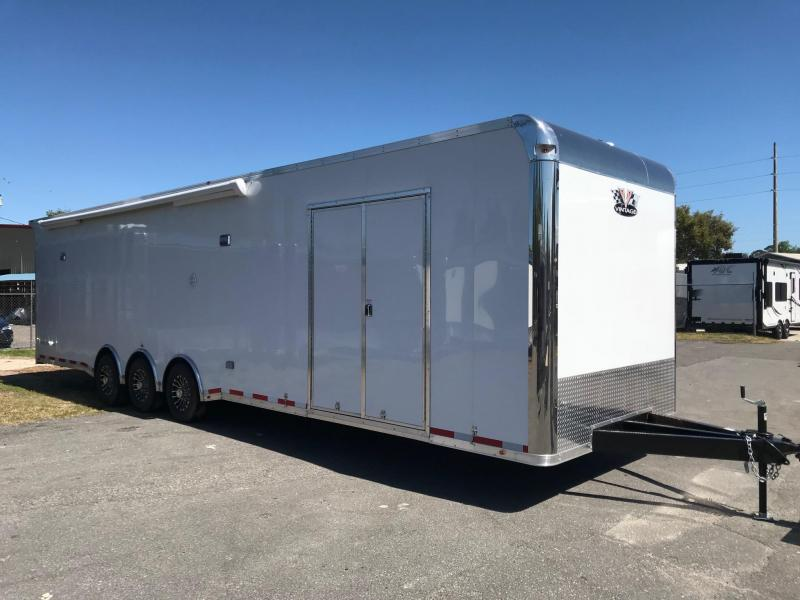 2019  34ft With Bath Package Race Trailer by Vintage Trailers in Ashburn, VA
