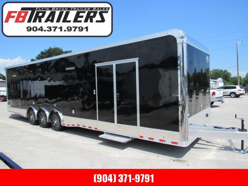 2020 Cargo Mate 34ft Aluminum Frame Car / Racing Trailer in Ashburn, VA