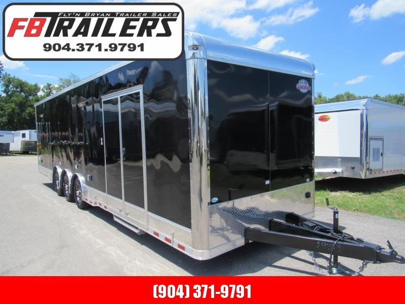 2020 32' Spread Axle Race Trailer  Eliminator by Cargo Mate  in Ashburn, VA