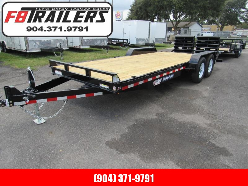 2019 Sure-Trac 7X20 3 ft Dovetail Equipment Trailer in Saint George, GA