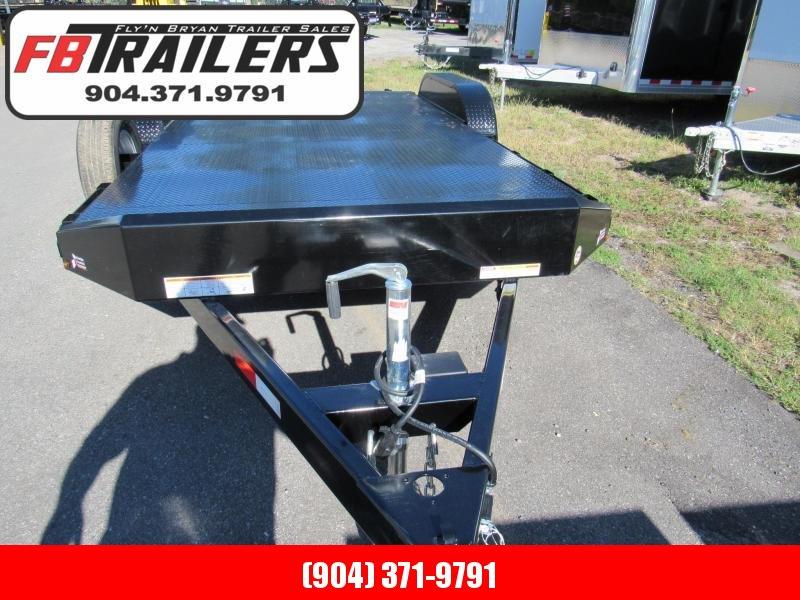 2019 7X18 Steel Deck Open Car Hauler by By Sure Trac in Saint George, GA