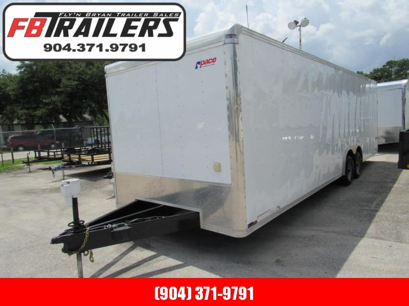 2017 Pace American 28ft Finished Car / Racing Trailer in Ashburn, VA