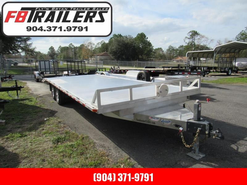 2019 24 ft Deckover Equipment Trailer by Sundowner Trailers in Ashburn, VA