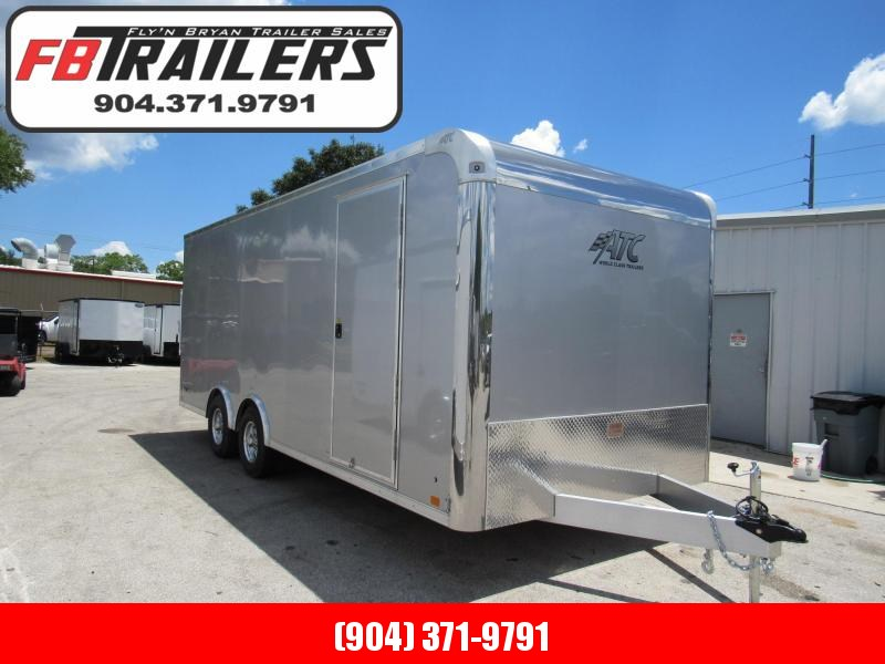 2020 20' Raven Spread Axle Race Trailer by ATC Weighs ONLY 2861 LBSS) in Ashburn, VA