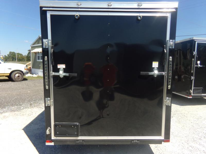2018 Spartan 2017 6x12SA SPARTAN PREMIUM PKG Enclosed Cargo Trailer
