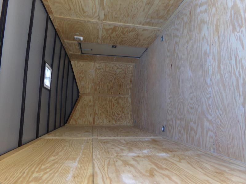 2018 Anvil 7x16 Enclosed Cargo Trailer