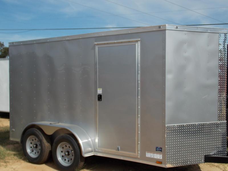 2018 6X12TA  Spartan Advanced Enclosed Cargo Trailer