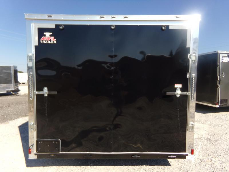 2018 Anvil 2018 8.5X24TA ANVIL FREE LEDS AND RADIAL TIRES Enclosed Cargo Trailer