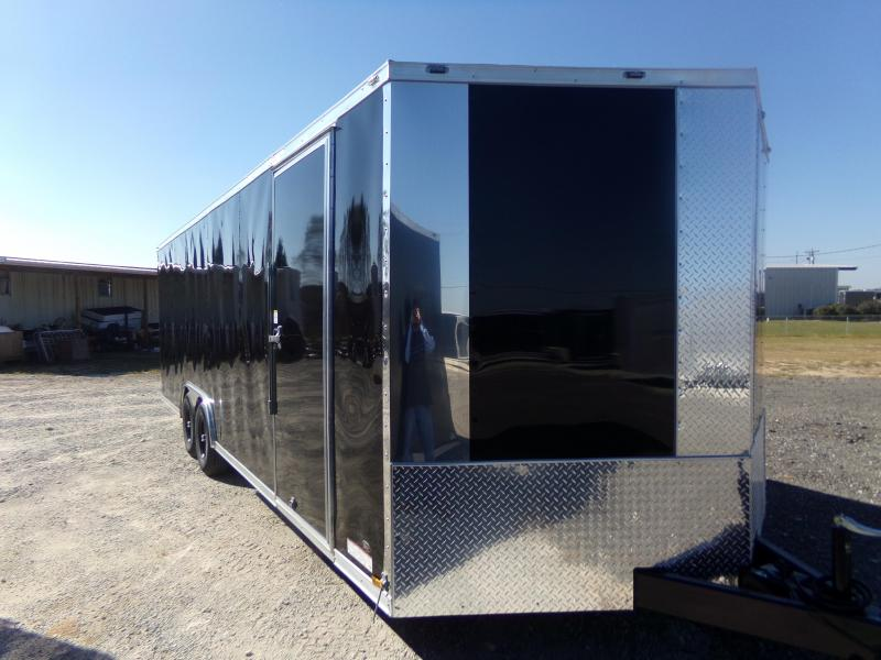 2018 Anvil 2018 8.5X24TA ANVIL FREE LEDS AND RADIAL TIRES Enclosed Cargo Trailer in Port Royal, SC