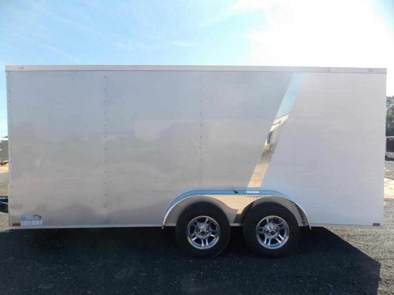 2018  7X16TA Spartan Platinum Enclosed Cargo Trailer