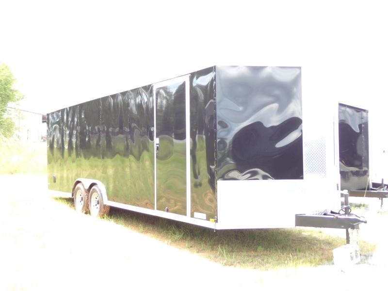 2018 Anvil anvil Enclosed Cargo Trailer