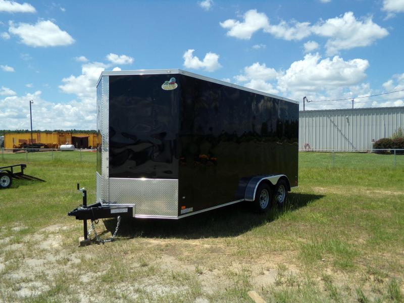 2018 Covered Wagon Trailers covered wagon Enclosed Cargo Trailer