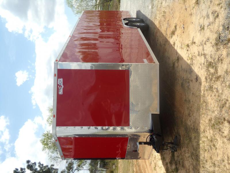 2018 Cynergy Cargo Advance Enclosed Cargo Trailer
