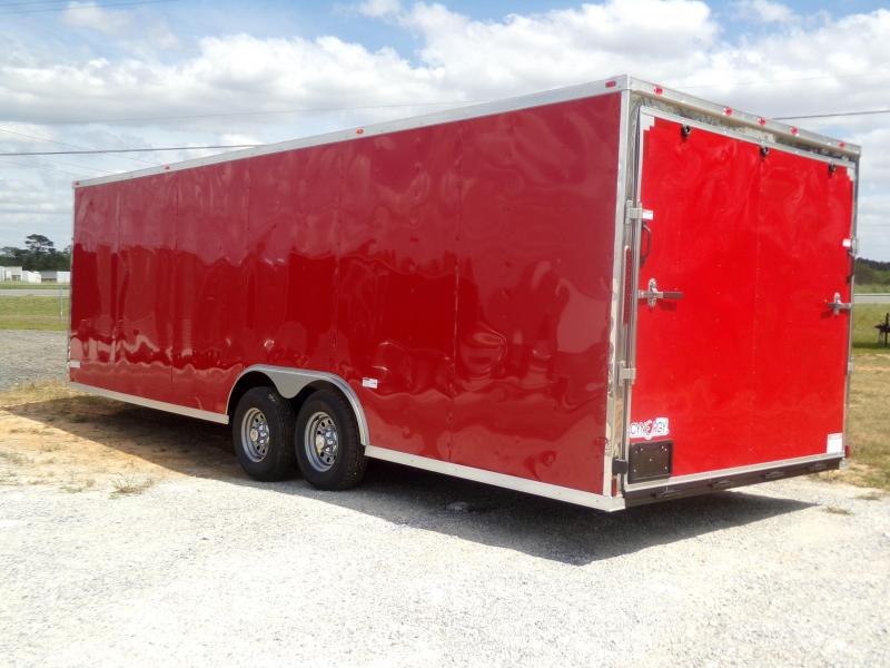 2018 Cynergy Cargo Advance Enclosed Cargo Trailer in Ashburn, VA