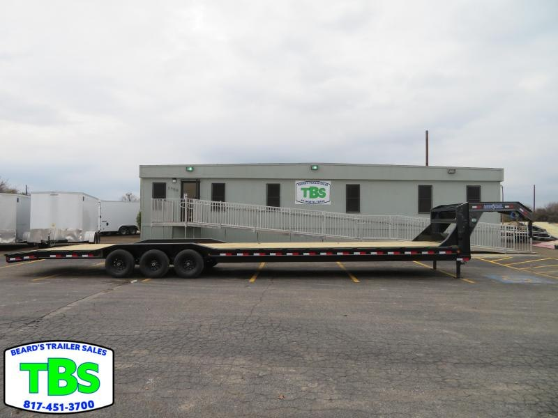 2019 Load Trail Gooseneck 102x40 Gooseneck Car Hauler Trailer