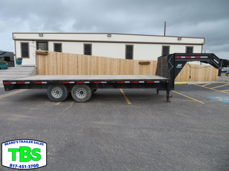 2013 102x20 Flatbed Trailer in Ashburn, VA
