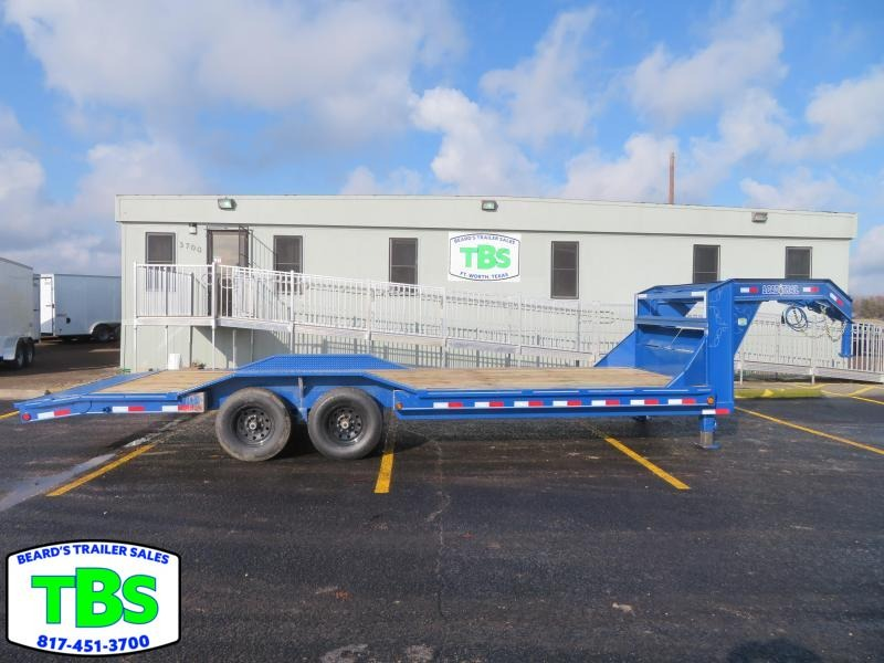 2019 Load Trail Gooseneck 102x24 Equipment Trailer in Ashburn, VA
