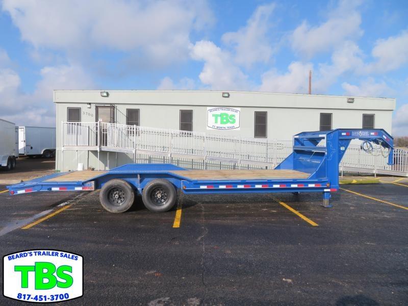 2019 Load Trail Gooseneck 102x24 Equipment Trailer