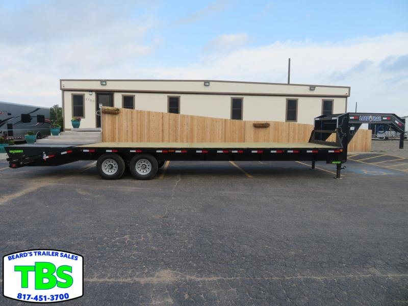 2020 Load Trail 102x30 Flatbed Trailer