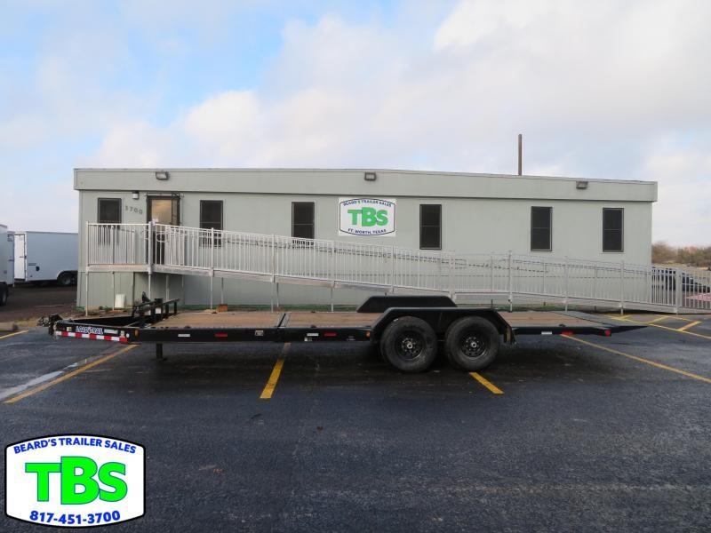 2019 Load Trail Tilt 83x22 Equipment Trailer