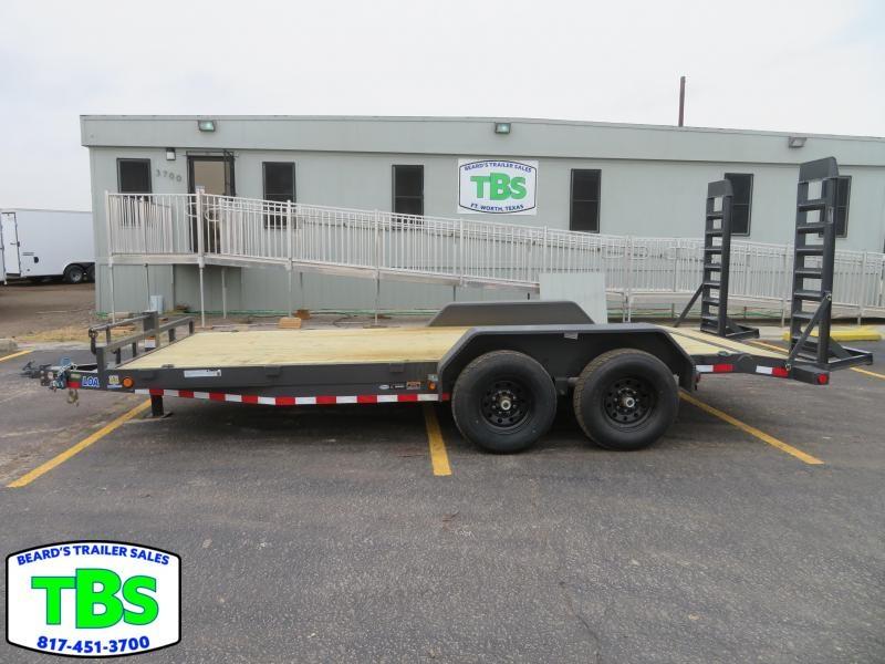 2019 Load Trail 83x18 Equipment Trailer in Ashburn, VA
