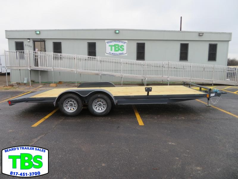 2019 Lamar 83x20 Carhauler Trailer in Ashburn, VA