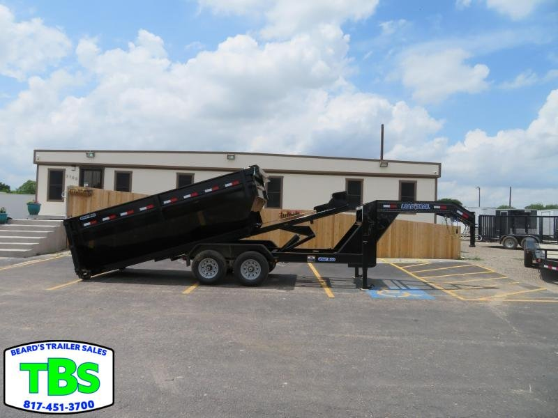 2019 Load Trail 83X14 Roll Off Dump Trailer